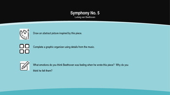 Meaningful Writing about Music - Symphony No. 5