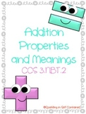 Meanings of Addition