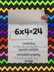 Meanings of Multiplication FlipBook