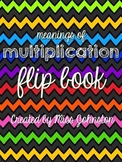 Meanings of Multiplication FlipBook