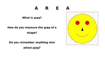 Measure Area
