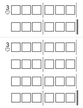 Measure Block Outlines (in 3/4)