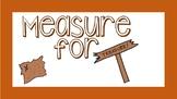 Measure For Treasure