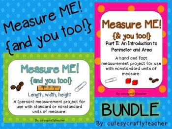 Measure ME (and you too!) BUNDLE