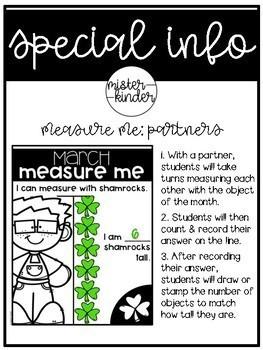 Measure Me: March