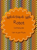 Measure Me Robot