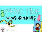 Spring Time Measurements