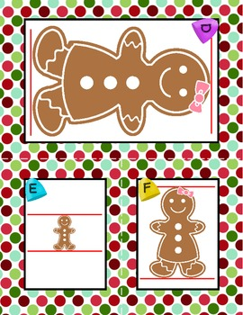 Measure, Measure As Fast As You Can {Gingerbread Measurement Activity}