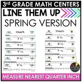 Measure Nearest Quarter Inch Game