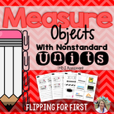 1.MD.2 Measure Objects with Nonstandard Units Performance