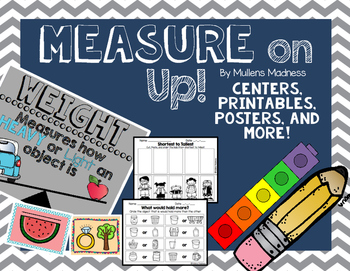 Measure On Up! Measurement Unit