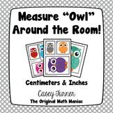 Measure Owl Around the Room!
