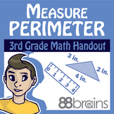 Measure Perimeter pgs. 14 - 17 (Common Core)