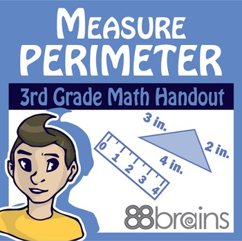Measure Perimeter pgs. 14 - 17 (Common Core)