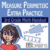 Measure Perimeter pgs. 18 - 19 (Common Core)