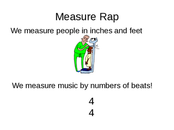 Measure Rap