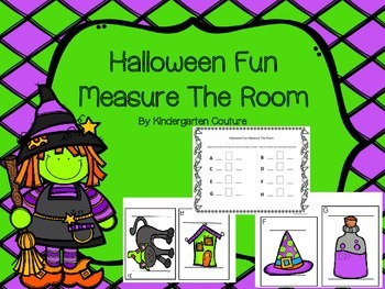 Measure The Room -Halloween