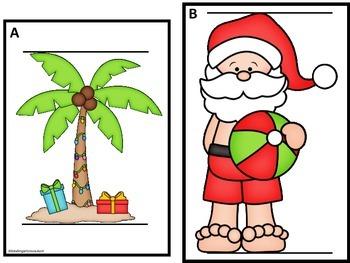 Measure The Room -Santa On Vacation