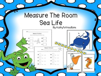 Measure The Room Sea Life
