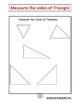 Maths Geometry - Printable Worksheets
