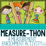 Measure-Thon - Measurement Project Based Learning