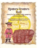 Measure Treasure Hunt!  Measure and Convert