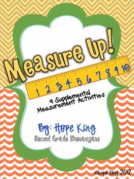 measure up 9 supplemental by hope king teachers pay teachers. Black Bedroom Furniture Sets. Home Design Ideas