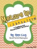 Measure Up: 9 Supplemental Measurement Activities
