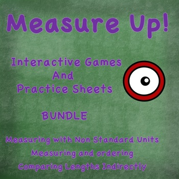Measure Up Interactive Games