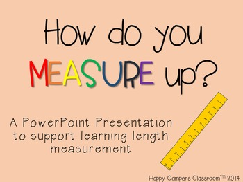 Measure Up PowerPoint