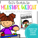 Measure Weight Math Book