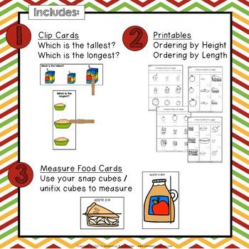 Measurement - Measure Your Meal {Apple Food}