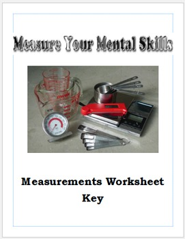 Measure Your Mental Skills