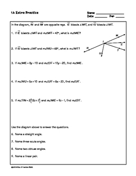 Measure and Classify Angles Lesson