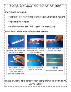 Measure and Compare