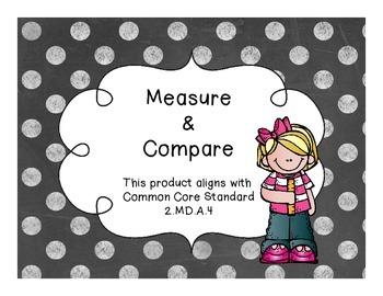 Measure and Compare 2.MD.A.4