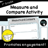 Measure and Compare-Student Mat (First Grade, 1.MD.2)