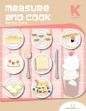 Measure and Cook Recipe Book
