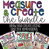 Measure and Create BUNDLE Using Inches and Centimeters