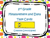2nd Grade Measurement Math Task Cards