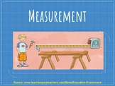 Measure and Estimate Lengths in Standard Units
