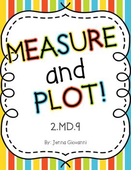 Measure and Plot!: A Measurement Unit 2.MD.9