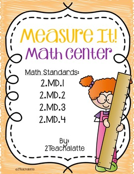 Measure it! Math Center