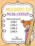 Measure it! Math Center