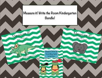 Measure it! Write the Room Bundle!