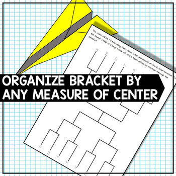 Measure of Center:  Paper Airplane Activity