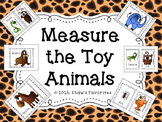 Measure the Animals Around the Room (1.MD.2)