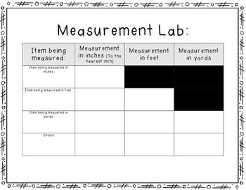 Measure the Classroom Measurement Lab