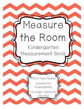 Measure the Room Book