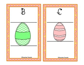 Measure the Room Colorful Egg Hunt